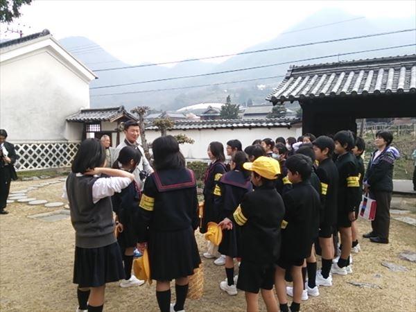 白方小学校ふるさと学習 ☆MARY☆:...